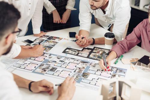 Flächenmanagement in modernen Arbeitsumgebungen