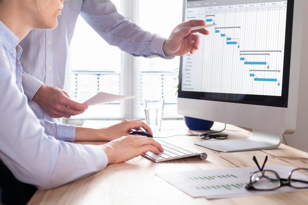 Projektmanagement für die Implementierung eines CAFM Systems