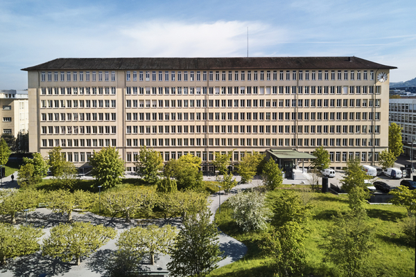 Stadtverwaltung Zug hat neues Domizil