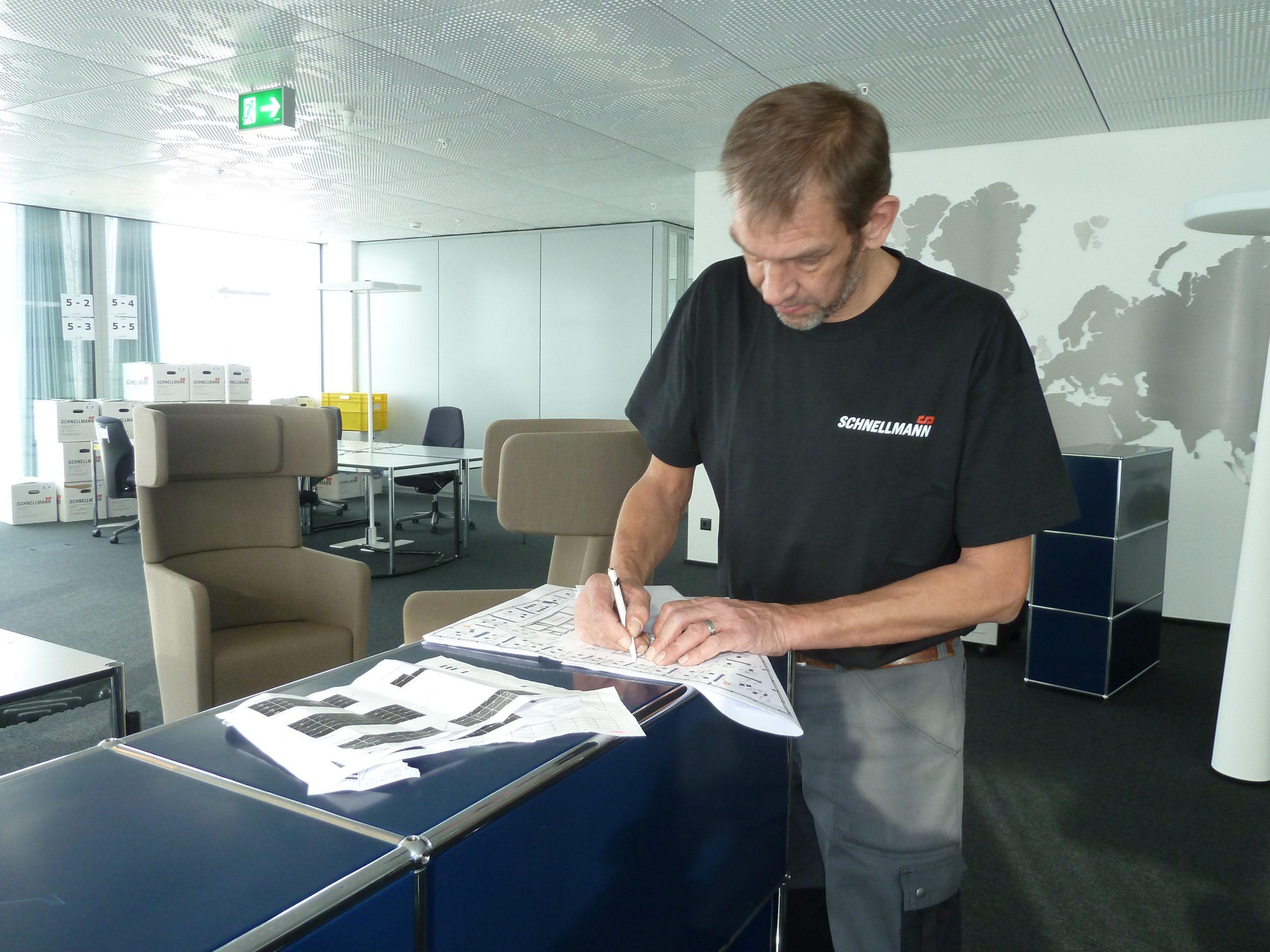Belegungsplanung – Büroplanung in Corona Zeiten